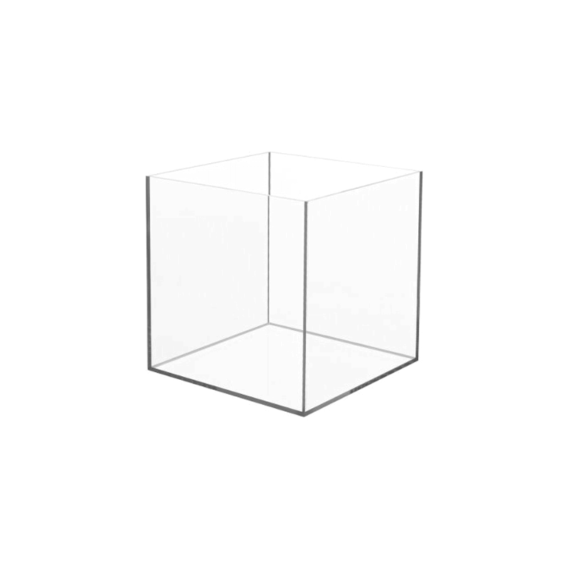 Plexiglas kubus - stolp | 200 x 200 x 200 mm (LxBxH)