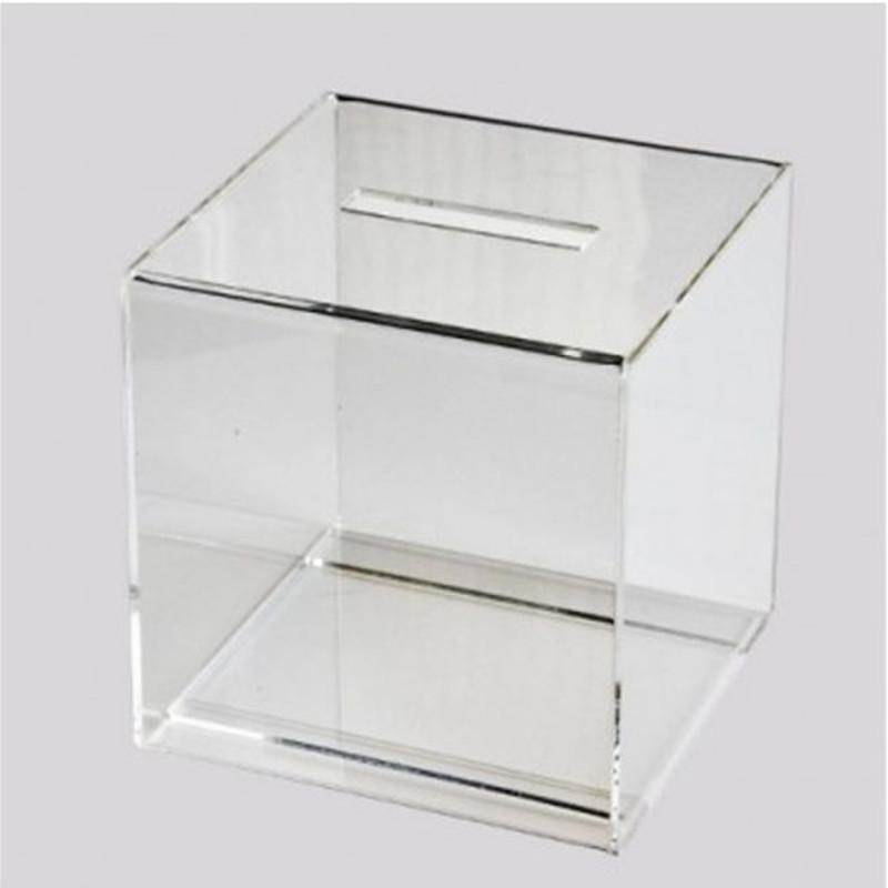 Loterijbox 300 x 300 x 300 mm | uitneembare bodem