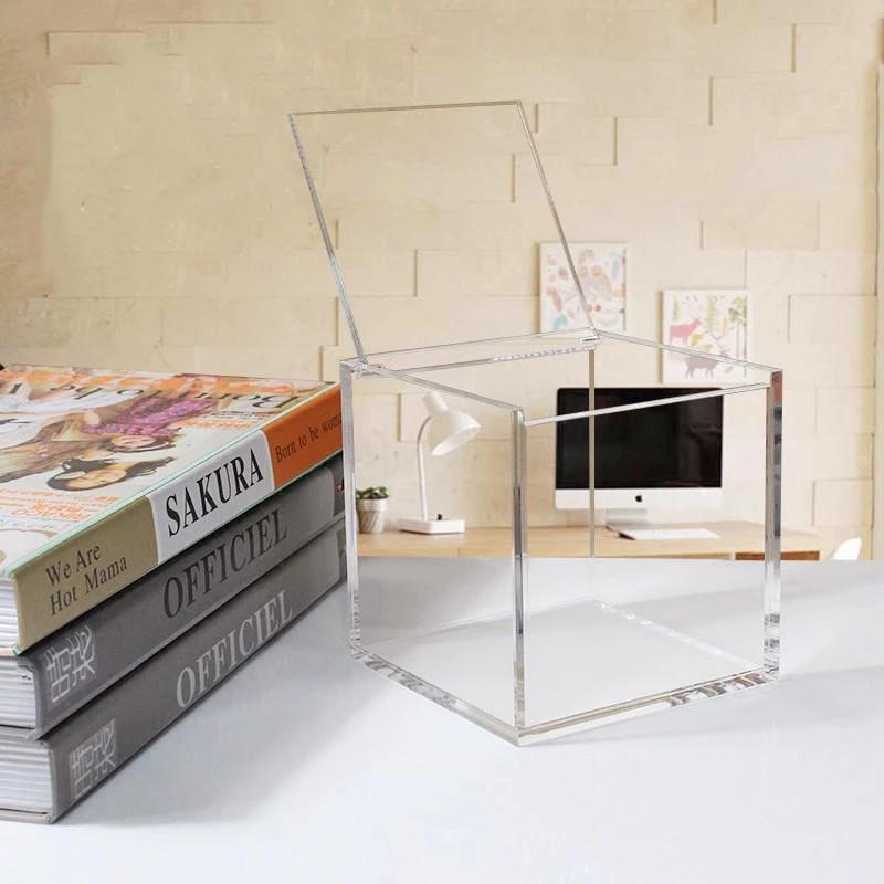 Plexiglas kubus - deksel