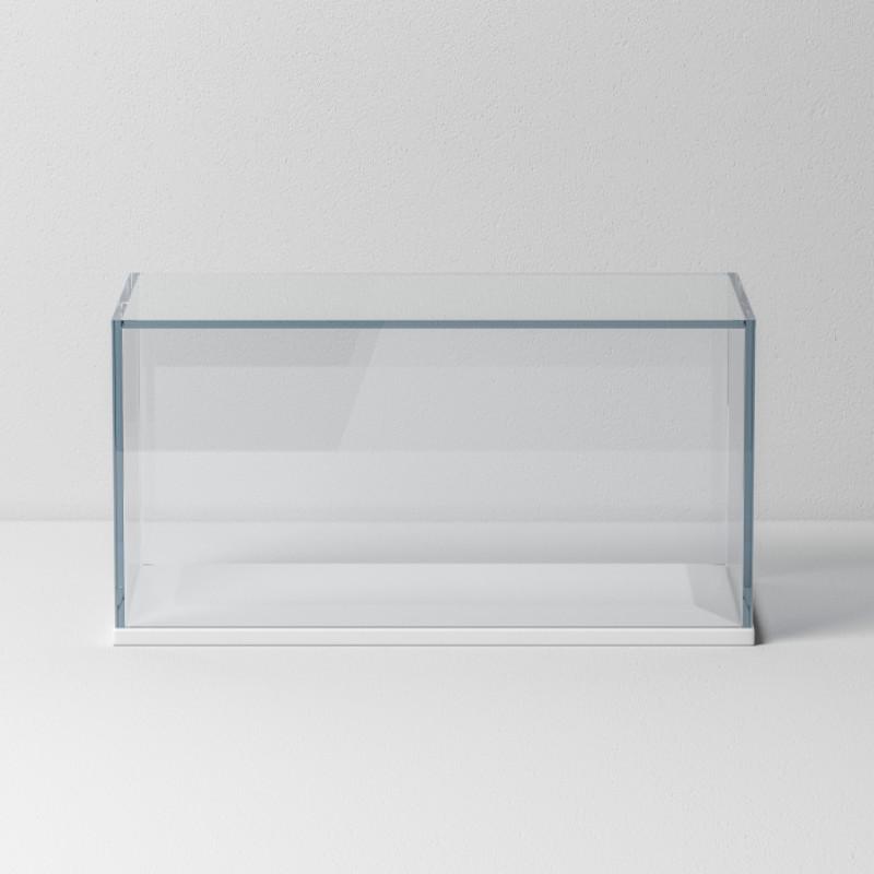 Plexiglas showvitrine in standaard kwaliteit
