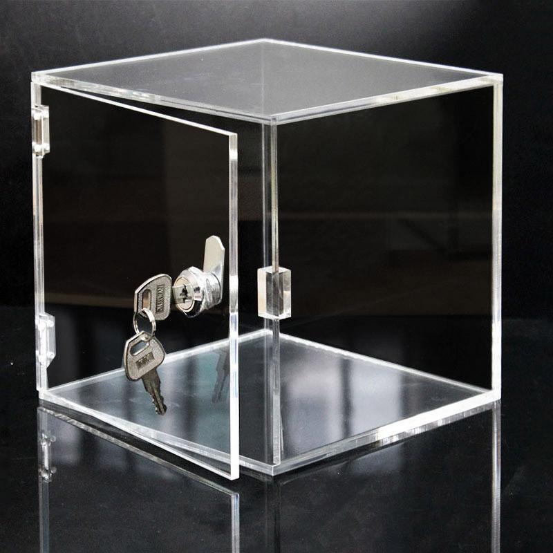 Box - kluis   Transparant